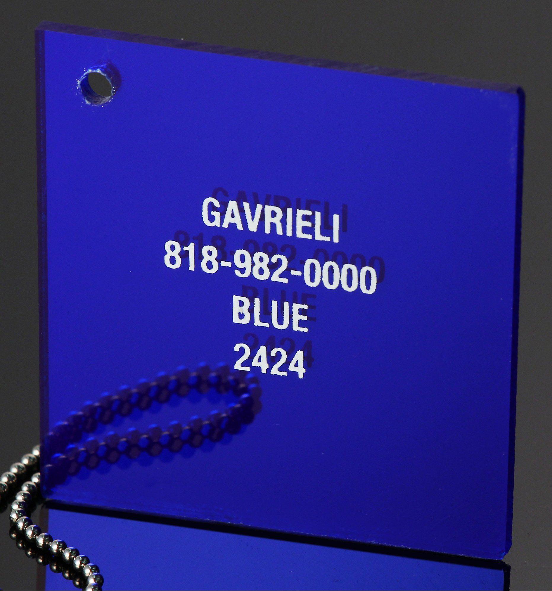 BLUE 2424