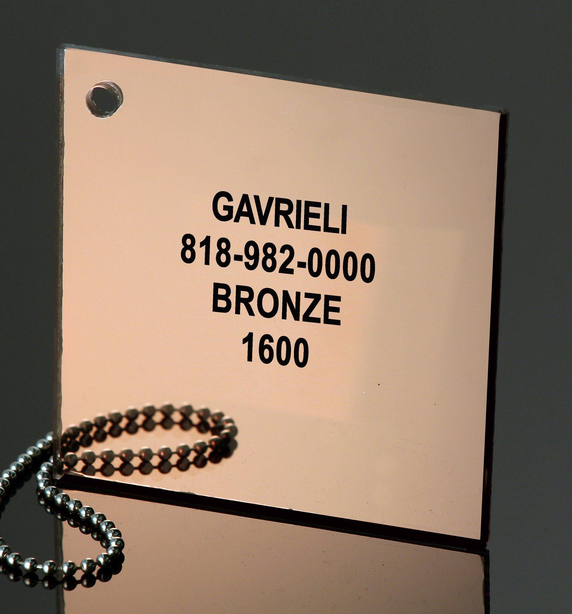 BRONZE 1600