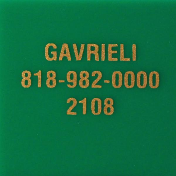 G-2108 GREEN