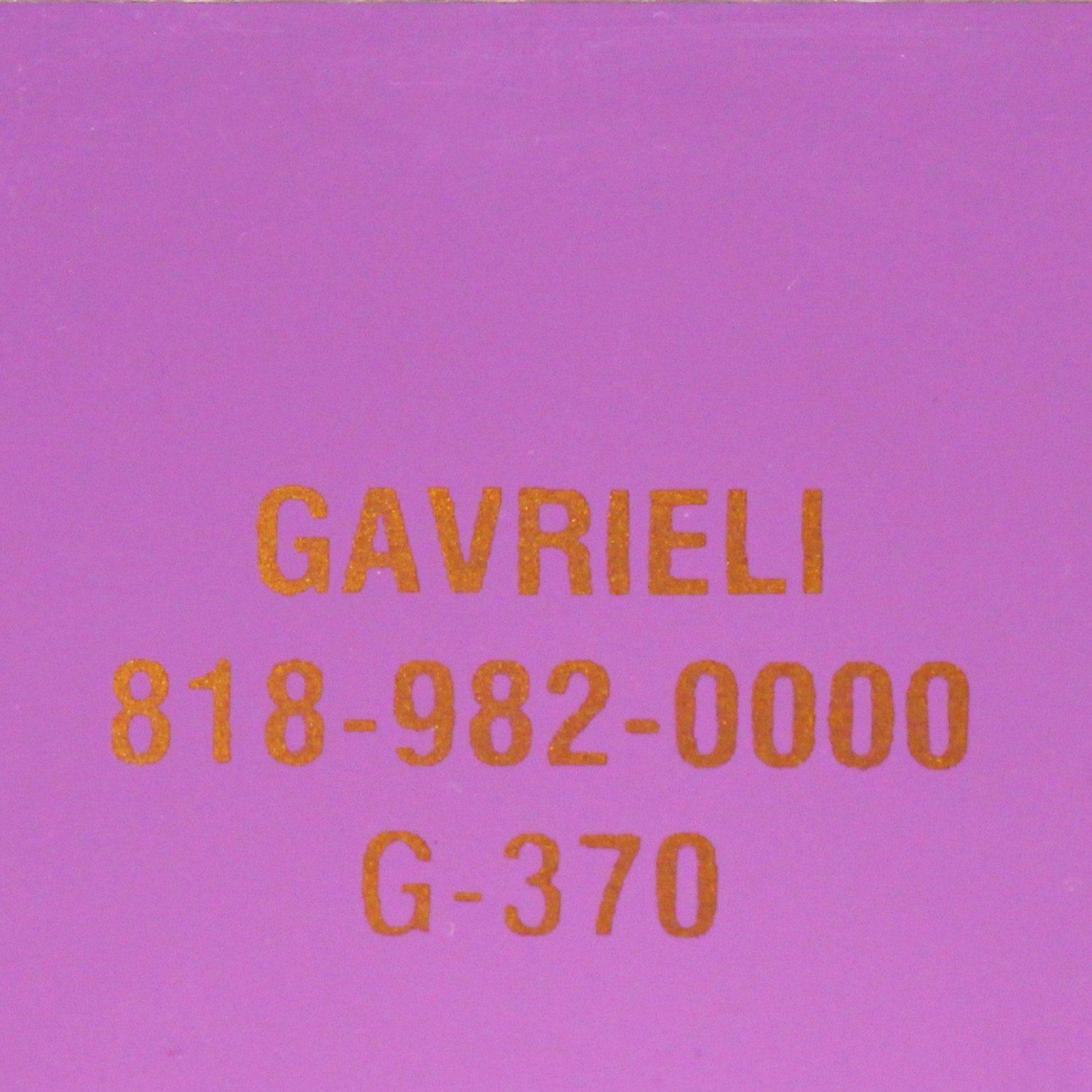 G-370 PURPLE FL
