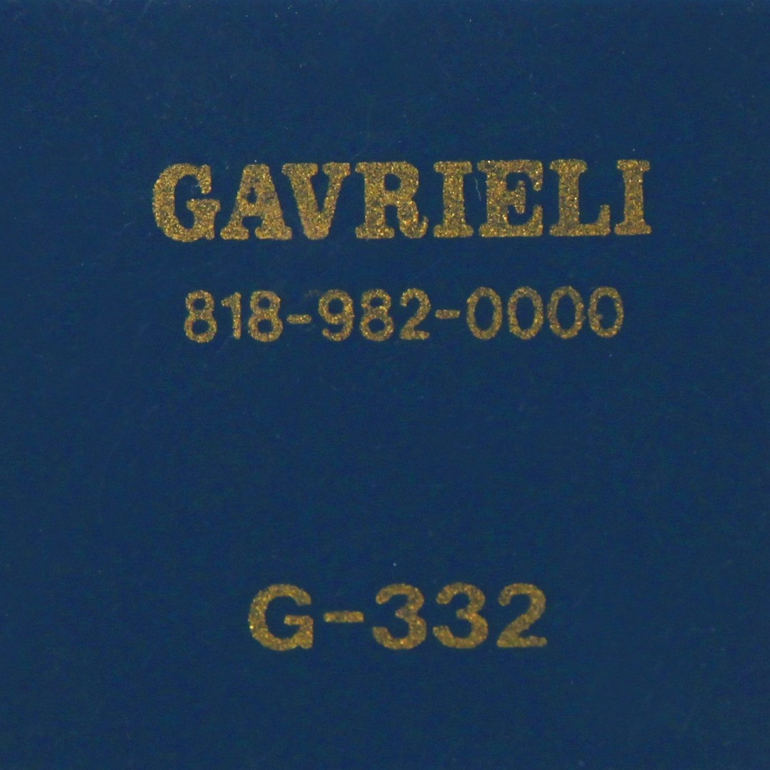 G-332 DARK BLUE (OPAQUE)