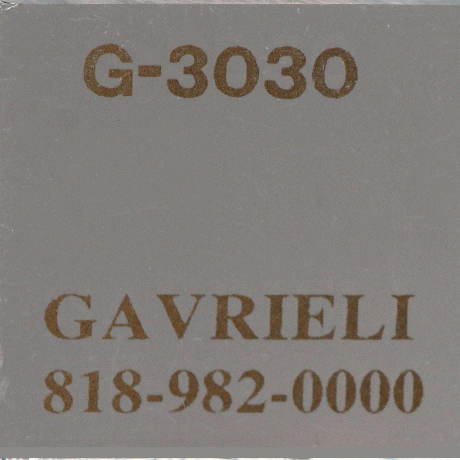 G-3030 GREEN FL
