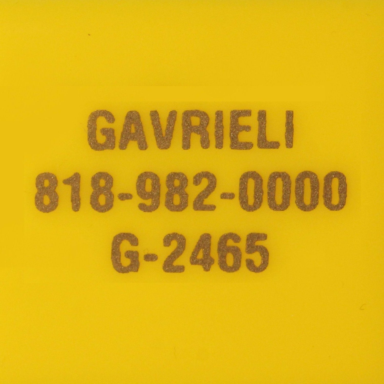 G-2465 LT YELLOW