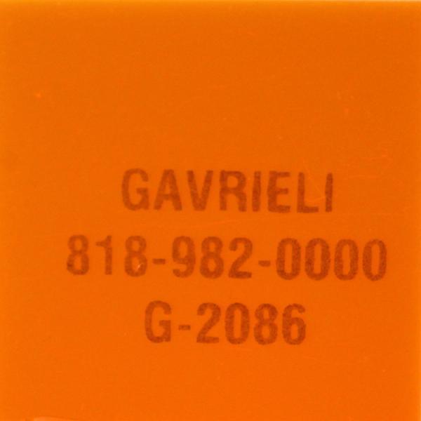 G-2086 FL ORANGE