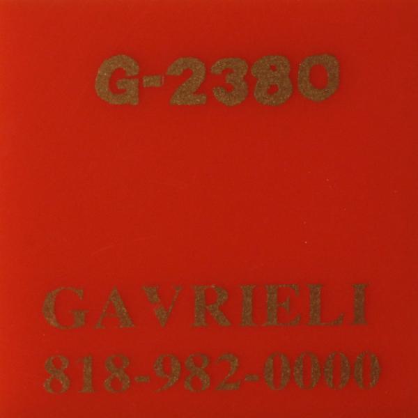 G-2380 RUST (OPAQUE)