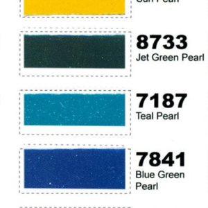 Pearlescent Cast Vinyl Films 650 Series