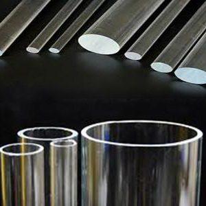 Acrylic Tubes & Rods