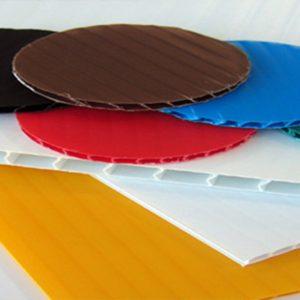 Coroplast - Corrugated Plastic